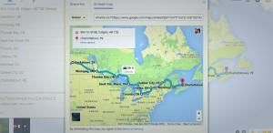route canada